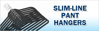 Slim-Line Pant Hangers