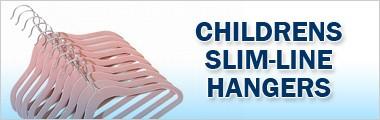 Childrens Slim-Line Hangers